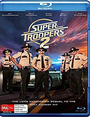 Super Troopers 2 Amazon Co Uk Dvd Blu Ray Super Troopers 2