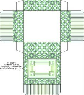look at pinterest page that I pinned this from Printable boxes - different patterns