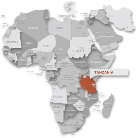 Tanzania Map Africa Google Search Places I Ve Been Tanzania