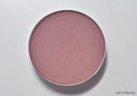 Mac Quarry <3 Soft muted plum-brown <3 Soft Summer