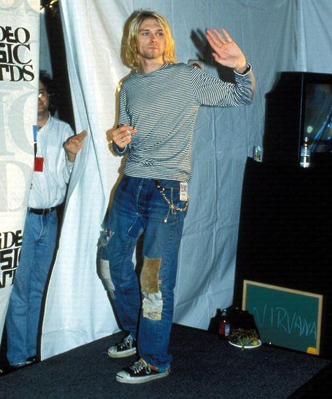 Kurt Cobain (1993)