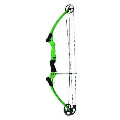 Genesis Archery Original Compound Bow Right Hand, Green