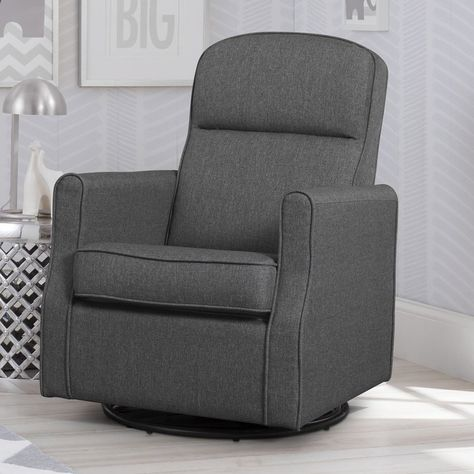 Fabulous Delta Children Emma Nursery Glider Swivel Rocker Chair Uwap Interior Chair Design Uwaporg