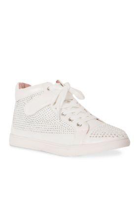 Lauren Lorraine Charley Embellished Sneaker jMkbM