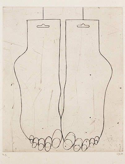 Louise Bourgeois drawings