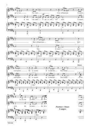 l envie d aimer partition piano 9193