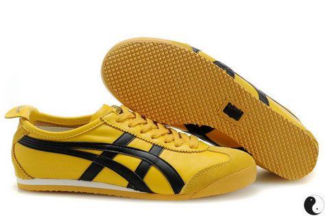 tenis asics onitsuka tiger mexico 66 amarelo imagenes