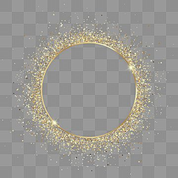 Round Golden Grainy Metal Thin Frame Glitter Gorgeous Round Golden Png Transparent Clipart Image And Psd File For Free Download In 2021 Glitter Frame Metal Picture Frames Metal Font