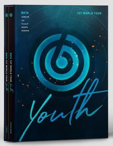 Day6 - 1st world tour [youth] dvd in 2019 | KPOP Official
