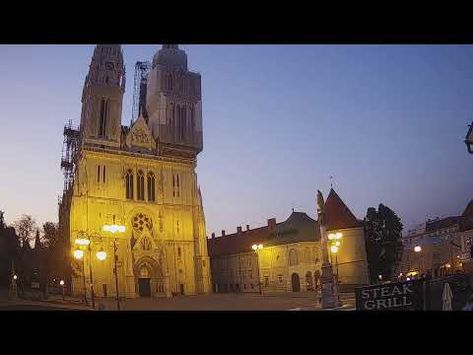 Pin By Ali Ismail On Projects To Try Zagreb Landmarks Live