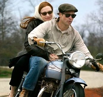 Quotes Of The Day 4 Mar 2010 Random Movie Quotes Triumph Motorcycles Triumph Bikes Brad Pitt