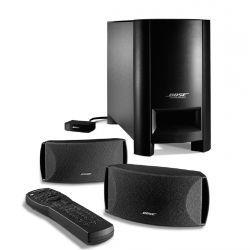 my bose cinemate delivers the best sound ever; nothing