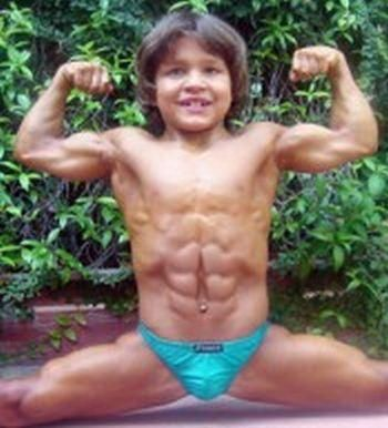 How To Get A Six Pack In A Week For Kids Ripped Abs Get Abs Fast How To Get Abs