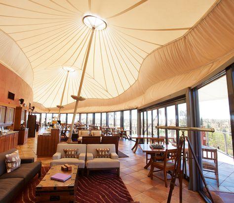 A Unique Luxury Campsite | Longitude 131