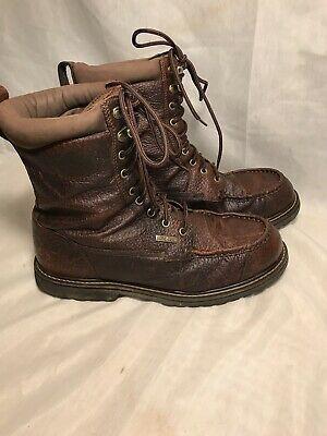 Kangaroo Leather Boots Size 12 M