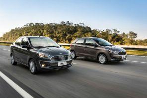 Ford Ka 2019 Com Novo Motor E Cambio Automatico Ford Motor