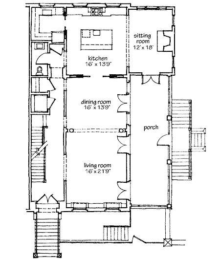 Southern Living Floor Plans   221 Best Floor Plans Images On Pinterest Carport Garage Dream