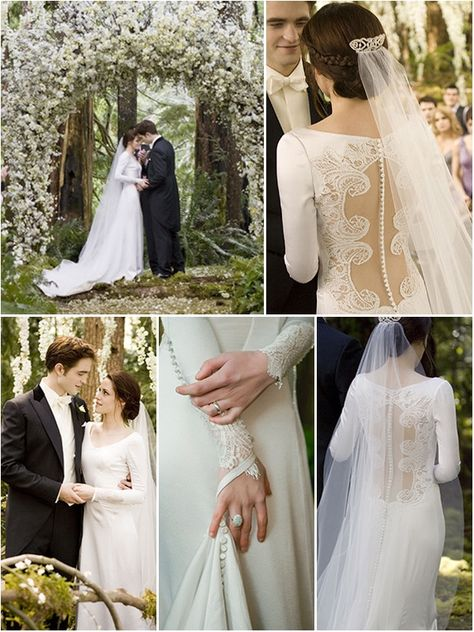 You can hate on these movies as much as you want, but this dress is absolutely perfect! =)