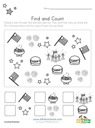 12+ Counting for preschoolers worksheets For Free
