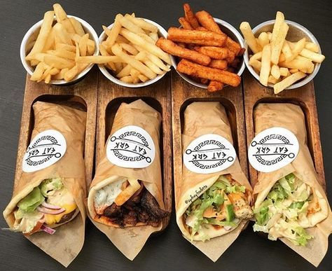 31 Trendy Ideas For Food Truck Ideas Cafe Bistro Food Cafe Food Food