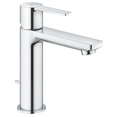 251 Grohe 2379400a Lavatory Faucet Lineare S Size 1 Lever Ada
