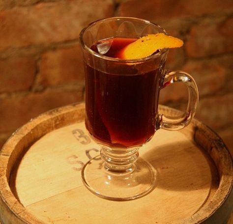 Hudson whiskey hot toddy