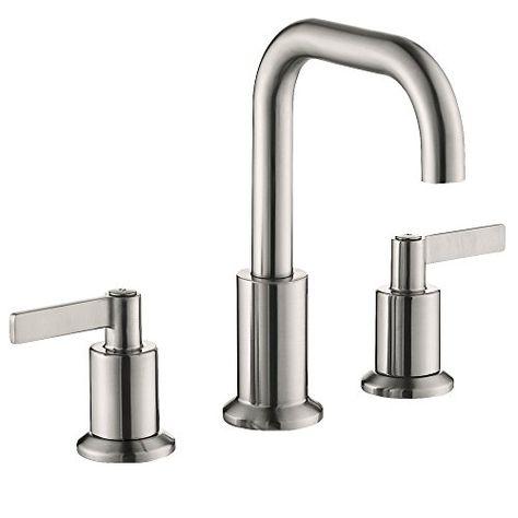 Timearrow Taf288s Bn Two Handle 8 Inch Widespread Bathroo Https Www Amazon Com Dp B0721dkf63 Ref Cm Sw R Bathroom Sink Faucets Sink Faucets Sink