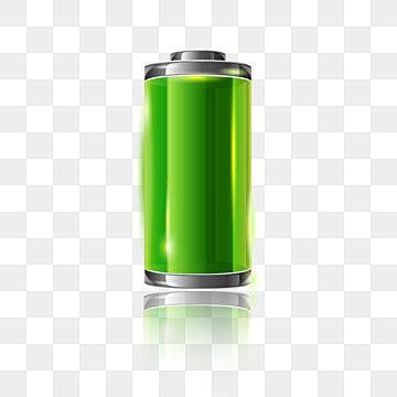 Realistic Battery Icon Accumulator Alkaline Bar Png And Vector With Transparent Background For Free Download Battery Icon Transparent Background Prints For Sale
