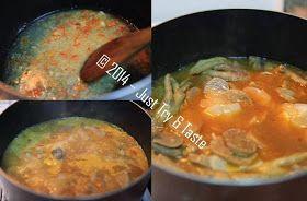 Just Try Taste Seblak Basah Ceker Ayam Dan Bakso A La Jtt Ayam Bakso