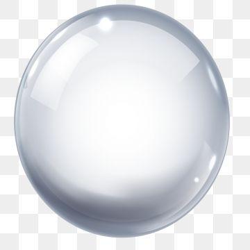 White Glass Ball Png Free Download Glass Ball Glass Glass Decor