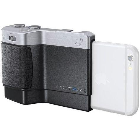 b6241c852b0 Pictar Plus Camera Grip for iPhone 6 Plus, iPhone 6S Plus, iPhone 7 Plus,  Picture Plus