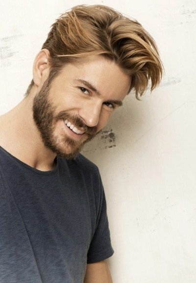 Nach Oben Frisuren Manner Blond Mittellang In 2020 Mens Hair