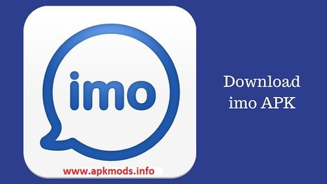 IMO Download APK Free Latest Version for Android Mobile