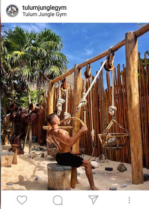 Fitness vakantie: 3 x outdoor gyms wereldwijd! - Healthy & Travel T(r)ips