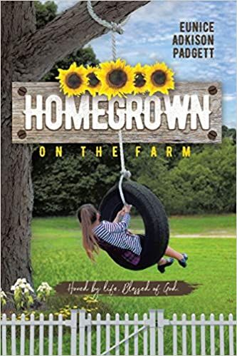 """""""Homegrown on the Farm,"""" """"Honed by Life, ' and """"Blessed of God' is a tidbit story of life on the farm; rich in love, laughter, and family. Get ready for lessons taught on the farm and sharpened by daily living. Follow a girl trying her wings and her parents patience. Find the steady and firm love of parents and the gracious blessings of God as she comes face to face with things called life."""