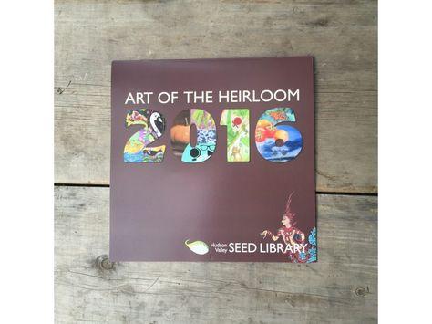 2016 Art of the Heirloom Calendar