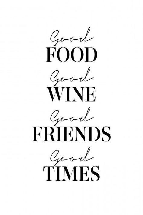 Mad, vin og venner | Plakat | artboxONE