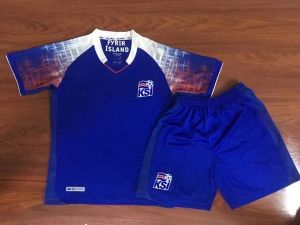 more photos 8bd42 fb391 Kids 2018 Iceland Home World Cup Kit [L924] | 2018 Iceland ...