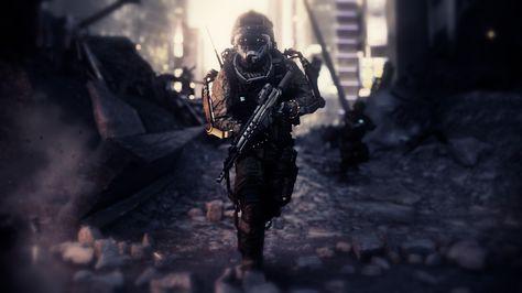 3840x2160 Call Of Duty Advanced Warfare 4k Desktop Wallpaper