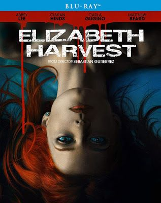 New On Dvd And Blu Ray Elizabeth Harvest 2018 Starring Abbey Lee Ciaran Hinds And Carla Gugino Blu Ray Carla Gugino Midnight Film
