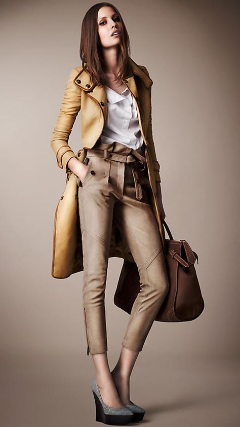 Burberry Prorsum Resort 2013 - Runway Photos - Fashion Week - Runway, Fashion Shows and Collections - Vogue