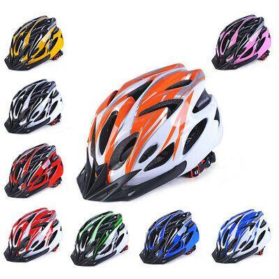 Bicycle Helmet Cycling Helmets MTB Road Mountain Bike New with Light Ultralight