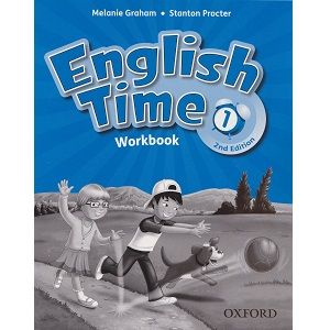 English Time 1 Workbook 2nd Edition With Images English Time