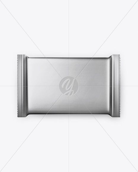 Download Metallic Snack Bar Mockup Top View In Flow Pack Mockups On Yellow Images Object Mockups Design Mockup Free Mockup Free Psd Mockup Free Download