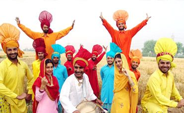 Baisakhi Festival falls on April 14th and marks the beginning of ...