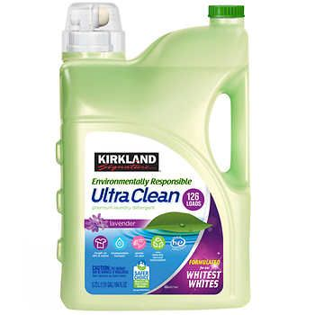Kirkland Signature Ultra Clean Environmentally Responsible He