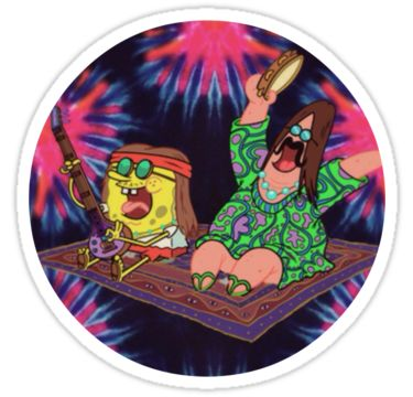 Spongebob stickers featuring millions of original designs created by independent artists.