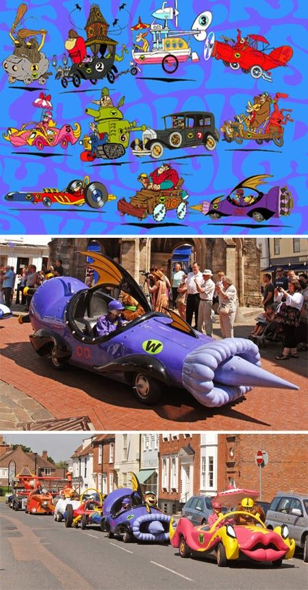 10 Replicas Reais De Carros Inspiradas Em Desenhos Famosos Nao