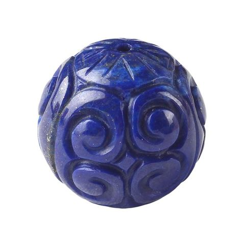 Blue Jade Handmade Faceted Sphere Round Beads Top Half Drill 6mm-16mm 10 Piece