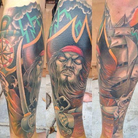Pete Vaca - Full Circle Tattoo - San Diego, CA. #fullcircletattoo